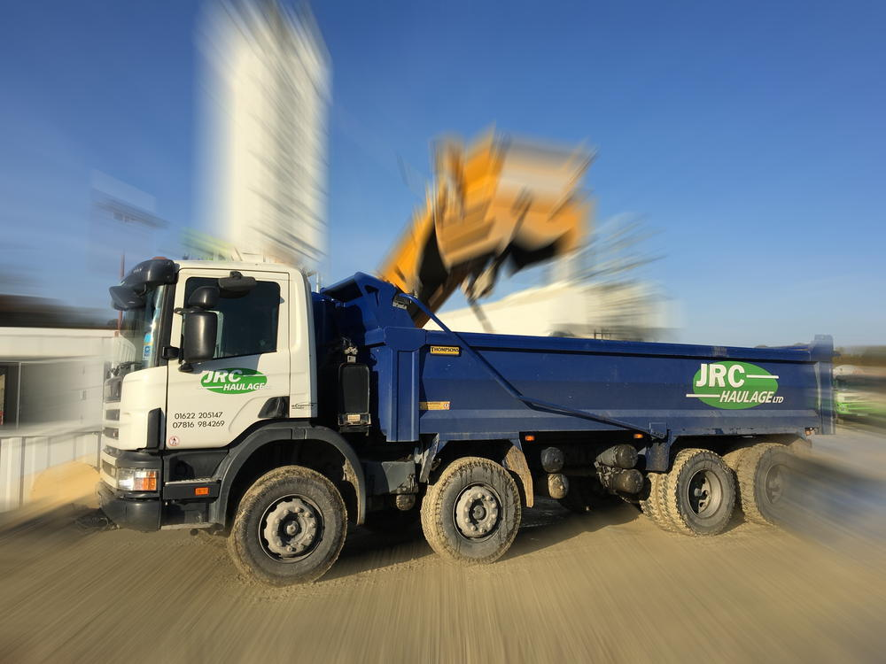 Haulage companies in kent